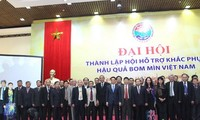 Verband zur Beseitigung der Folgen von Minen Vietnams gegründet