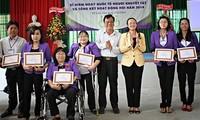 Vietnam feiert den Internationalen Tag der Behinderten
