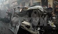 Dutzende Tote bei Bombenanschlägen im Irak und in Syrien