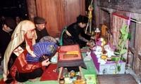 Kultur und Glauben der Volksgruppe Tay