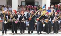 Then-Gesang der Volksgruppe Tay in der nordvietnamesischen Provinz Quang Ninh