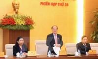 Ständiger Parlamentsausschuss gibt Meinungen zum Bau des Flughafens Long Thanh
