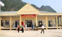 Gemeinde Chieng Xom strebt nach Modernisierung ländlicher Räume