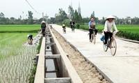 Neugestaltung ländlicher Räume steht in Verbindung mit dem Umweltschutz in Kien Giang