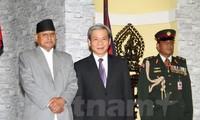 Vietnam stärkt Freundschaft und Kooperation mit Nepal