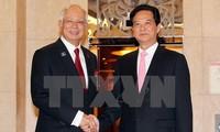 Erklärung zur Aufnahme der strategischen Partnerschaft zwischen Vietnam und Malaysia