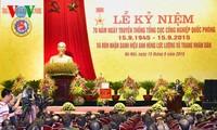 Premierminister Nguyen Tan Dung: Vietnam soll eine moderne Verteidigungsindustrie aufbauen