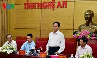 Premierminister Nguyen Tan Dung besucht Nghe An