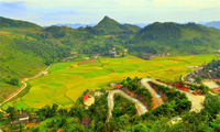 Erlebnisse auf den Wegen in Ha Giang