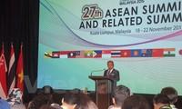 Historische Wende in der Entwicklung der ASEAN