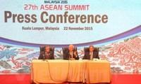ASEAN-Gipfel und betreffende Gipfel abgeschlossen