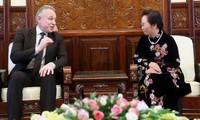 Vietnam und Weißrussland verstärken die Kooperation der Gewerkschaften