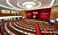 Abschluss der 13. Sitzung des Zentralkomitees der KPV