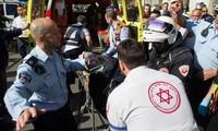 Konflikte zwischen Palästinensern und Israelis in Jerusalem