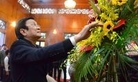 Staatspräsident besucht Nghe An zum Tetfest