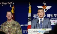 Südkorea und USA diskutieren über den Einsatz des Raketenabwehrsystems THAAD
