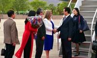 Premierminister Nguyen Tan Dung nimmt am US-ASEAN-Gipfel in den USA teil