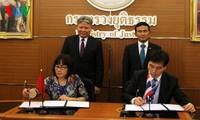 Vietnam und Thailand kooperieren verstärkt im Bereich der Justiz