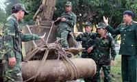 Vietnam bemüht sich um Beseitigung von Blindgängern