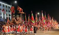 Aktivitäten zum Fest des Tempels der Hung-Könige 2016