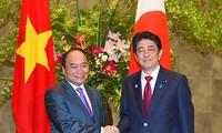 Vizeaußenminister Bui Thanh Son gibt Interview über Japanbesuch von Premierminister Nguyen Xuan Phuc