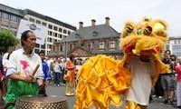 Zahlreiche Vietnamesen beteiligen sich an Kulturfest in Frankfurt