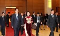 Vorsitzender des Nationalen Volkskongresses Chinas schließt seinen Vietnam-Besuch ab