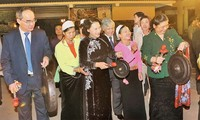 "Die Woche ""Solidarisierung aller Völker –Kulturerbe Vietnams"" eröffnet"