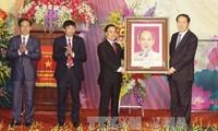 Kreis Hoa Lu in Ninh Binh als erster Kreis mit neuen Kriterien zur Neugestaltung ländlicher Räume