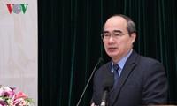 Seminar der Vaterländischen Front Vietnams über verbesserte Sammlung von Meinungen der Bevölkerung