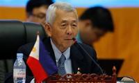 Philippinen suchen nach diplomatischen Ideen im Ostmeerproblem
