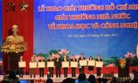 Verleihung des Ho Chi Minh-Preises und Preises für Wissenschaft und Technologie