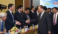 Premierminister nimmt an Konferenz der Investoren in Nghe An teil