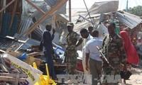 Mindestens 39 Tote bei einem Bombenanschlag in Somalia