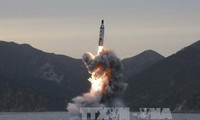 Weltgemeinschaft ruft Nordkorea zum Ende des Raketenprogramms auf