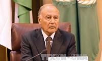 Generalsekretär der Arabischen Liga ruft zur Lösung des syrischen Konfliktes auf
