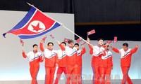 Südkorea begrüßt Teilnahme Nordkoreas an Olympischen Spielen in Pyeongchang