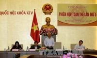 5. Sitzung des Rechtsausschusses des Parlaments