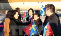 Besuch in drei europäischen Ländern der Parlamentspräsidentin Nguyen Thi Kim Ngan ist erfolgreich