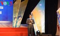 Vizepremierminister Vu Duc Dam nimmt an Verleihung des Preises Sao Khue 2017 teil