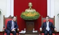 Vietnam begrüßt europäische Investoren