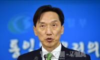 Südkorea will Kontaktkanäle mit Nordkorea wiederherstellen