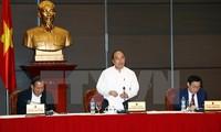 Premierminister tagt mit Vertretern der Ministerien zur Lösung der Schwierigkeiten von Unternehmen