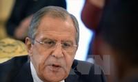 Russlands Außenminister: Keine geheimen Informationen vom US-Präsident