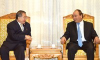 Der Premierminister trifft Präsident des thailändischen Konzerns TCC