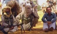 Al Kaida veröffentlicht Video von sechs ausländischen Geiseln