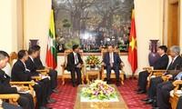 Verstärkung der Zusammenarbeit zwischen Vietnam und Myanmar in Sicherheit