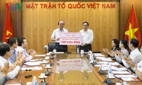 Hilfe für Flutopfer in bergigen Provinzen in Nordvietnam