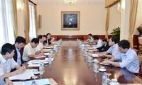Ständiger Parlamentsausschuss wird Bauminister Fragen stellen