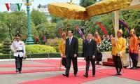 Verstärkung der Freundschaft zwischen Vietnam und Kambodscha